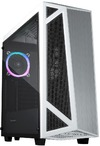 Raidmax - Sigma Prime RGB LED Tempered Glass Side (GPU 400mm) ATX Gaming Chassis - Black