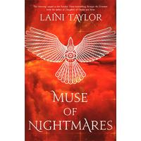 Muse of Nightmares - Laini Taylor (Paperback)