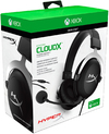 HyperX - CloudX Gaming Headset - Official Xbox Licensed Headset with Detachable mic – Black/Silver- (PC/Xbox One)
