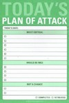 Today's Plan of Attack Great Big Stickies - Knock Knock (Stickers)