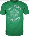 Harry Potter - Slytherin Quidditch Mens T-Shirt (Medium) Cover