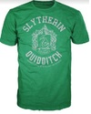 Harry Potter - Slytherin Quidditch Mens T-Shirt (Large)