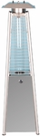 Totai - Table Top Glass Tube Gas Patio Heater (Stainless Steel)