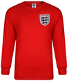 England - 1966 World Cup Final Retro Shirt (X-Large)