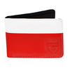 Arsenal F.C. - 2 Tone Debossed Crest PU Leather Wallet
