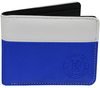 Chelsea - 2 Tone Debossed Crest PU Leather Wallet