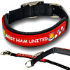 West Ham United F.C. - Dog Collar (Small)
