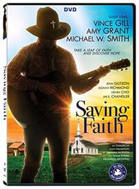 Saving Faith (DVD) - Cover