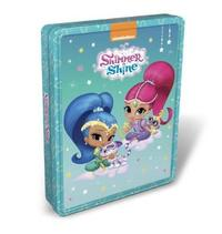 Shimmer Shine Tin of Books (Paperback) - Cover
