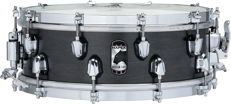 Mapex Black Panther Design Lab 14x5 Inch Equinox Maple Snare Drum