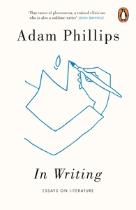 In Writing - Adam Phillips (Paperback) - Cover