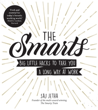 The Smarts - Saj Jetha (Trade Paperback) - Cover