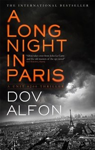 Long Night In Paris - Dov Alfon (Trade Paperback) - Cover