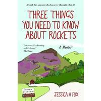 Three Things You Need to Know About Rock - Jessica Fox (Paperback)