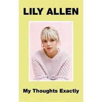 My Thoughts Exactly - Lily Allen (Trade Paperback)