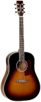 Tanglewood X15 SDTE Sundance Performance Pro Series Dreadnought Acoustic Electric Guitar (Vintage Burst)
