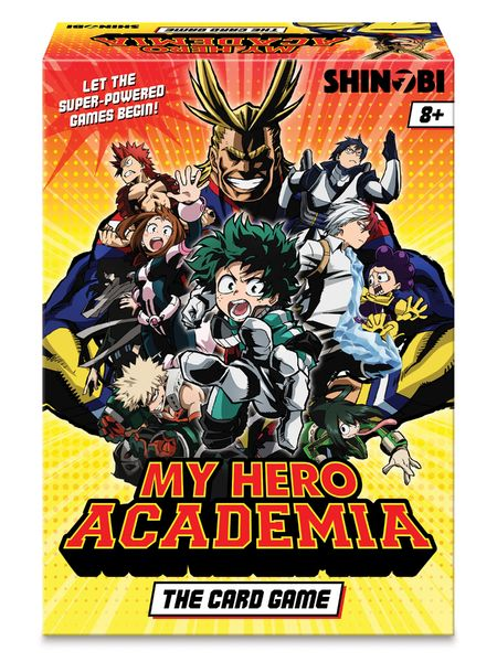 my hero academia the card game card game boards dice online