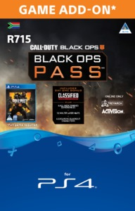 Call of Duty®: Black Ops 4 - Black Ops Pass - Season Pass Edition (PS4 Download)