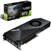 ASUS Turbo GeForce RTX 2080 8GB GDDR6 Graphics Card