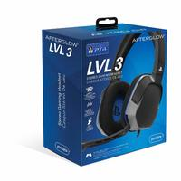 PDP - Afterglow LVL 3 Stereo Headset for PS4 LIC - Cover