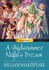 A Midsummer Night's Dream - William Shakespeare (Hardcover)