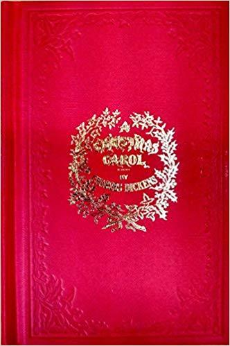 When Was A Christmas Carol Written.Christmas Carol Charles Dickens Hardcover