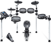Alesis Command Mesh Kit 8pc Electronic Drum Kit with Mesh Pads (Black)