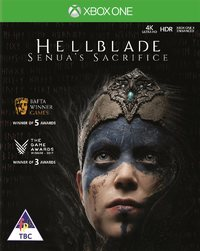 Hellblade: Senua's Sacrifice (Xbox One) - Cover