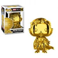 Funko Pop! Marvel - Marvel Studio's 10th Anniversary - Doctor Strange (Gold Chrome) - Cover