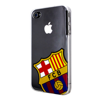 Barcelona Iphone 4/4s Crystal Hard Back Case - Cover