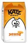 Katz Menu - Dry Cat Food – Young (400g)