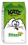 Katz Menu - Dry Cat Food – Fitness (400g)