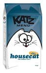 Katz Menu - Dry Cat Food – Housecat (400g)