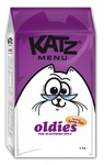 Katz Menu - Dry Cat Food – Oldies (400g)