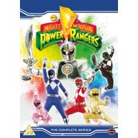 Mighty Morphin Power Rangers: Complete Season 1-3 (DVD)