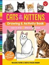 Cats & Kittens Drawing & Activity Book - Walter Foster Jr. Creative Team (Paperback)