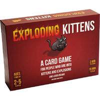 Exploding Kittens (Party Game)