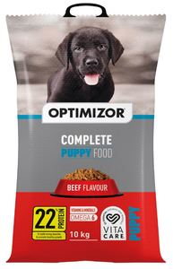 Optimizor - Complete Dry Dog Food – Beef (10kg) - Cover