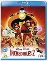 Incredibles 2 (Blu-ray) Cover