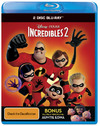 Incredibles 2 (3D Blu-ray)