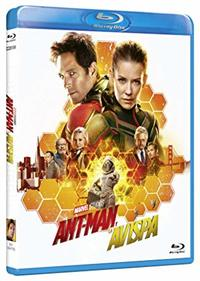 Ant-Man and The Wasp (Blu-ray) - Cover