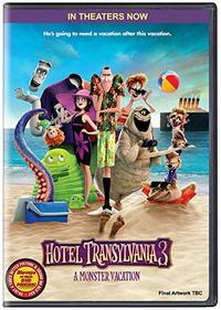 Hotel Transylvania 3: Monster Vacation (DVD)