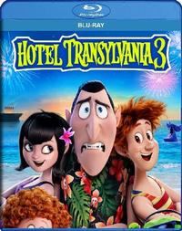 Hotel Transylvania 3: Monster Vacation (Blu-ray)