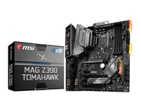 MSi - MAG Z390 Tomahawk LGA 1151 (Socket H4) Intel Z390 ATX Motherboard (Supports 9th / 8th Gen Intel Core)