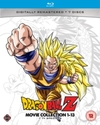 Dragon Ball Z: The Complete Movie Collection (Blu-ray)