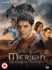 78b4ed0cc06 Merlin  The Complete Collection (DVD) - Movies   TV Online