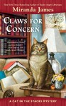 Claws for Concern - Miranda James (Paperback)