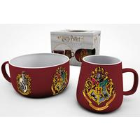 Harry Potter - Crests Mug & Bowl Gift Set