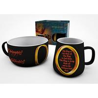 Lord of the Rings - One Ring Mug & Bowl Gift Set