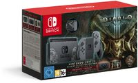 Nintendo Switch Diablo III Eternal Collection Console Limited Edition Bundle - Cover